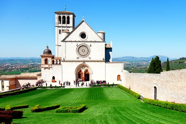 Umbria... the green heart of Italy!