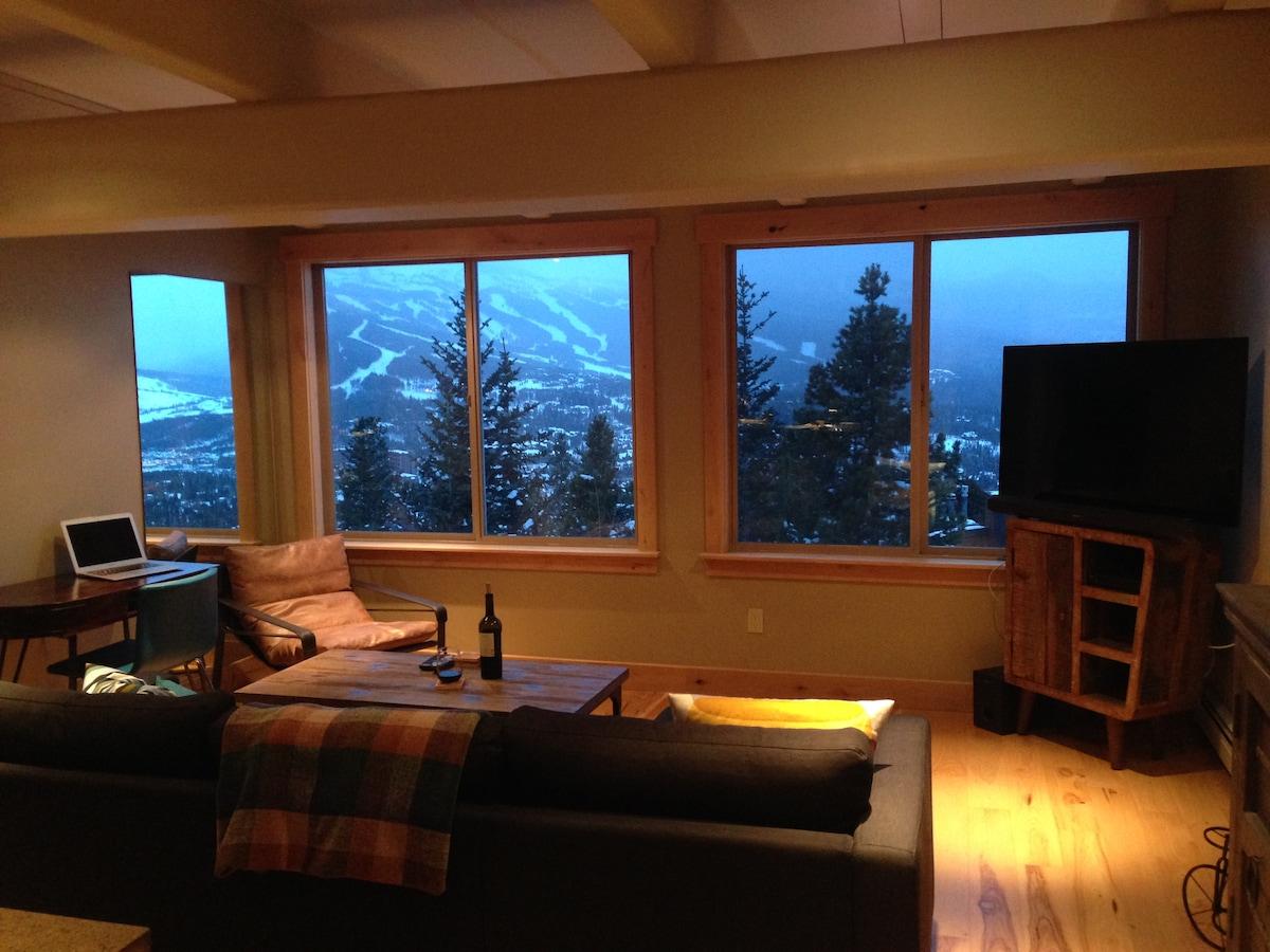 Incredible Views! Cozy Updated Apt.