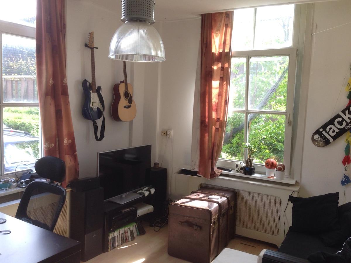 Studio close to Central Amsterdam