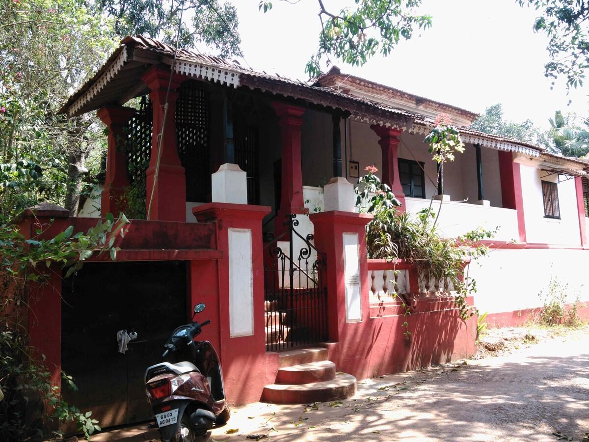 Sonarbhat:one bedroom hall kitchen.