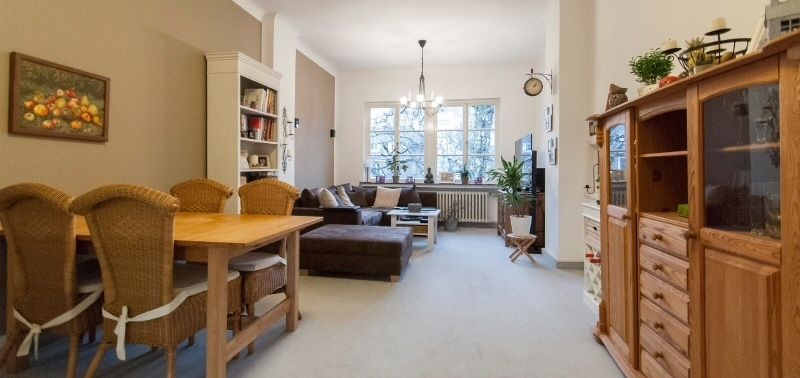Classic house in Bremerhaven, 1 bd