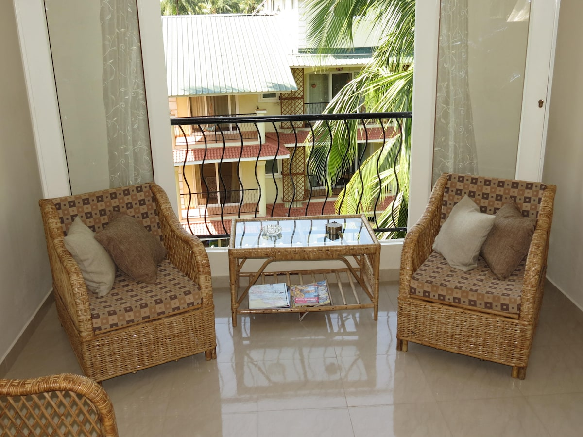 45) 2 bed apartment Nagoa with Wifi