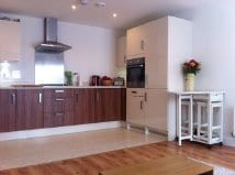 Lovely flat in quiet area