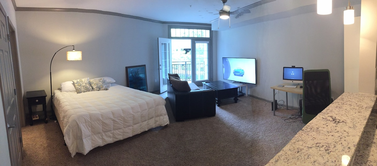 Entire studio w/ parking in Midtown