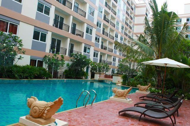 Park Lane-In Jomtien Beach Pattaya