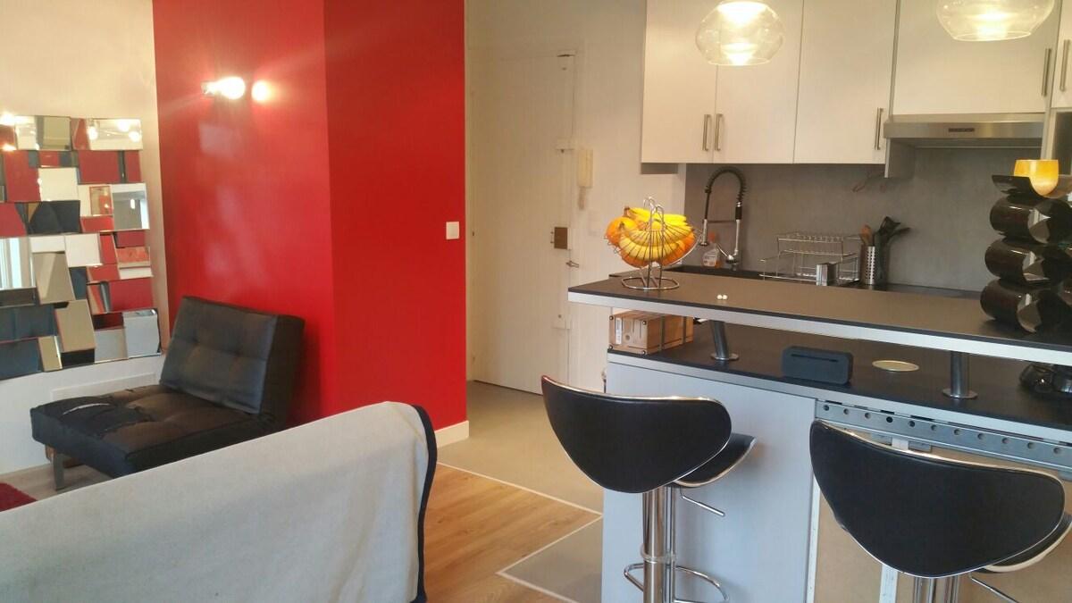 Appartement moderne tout confort