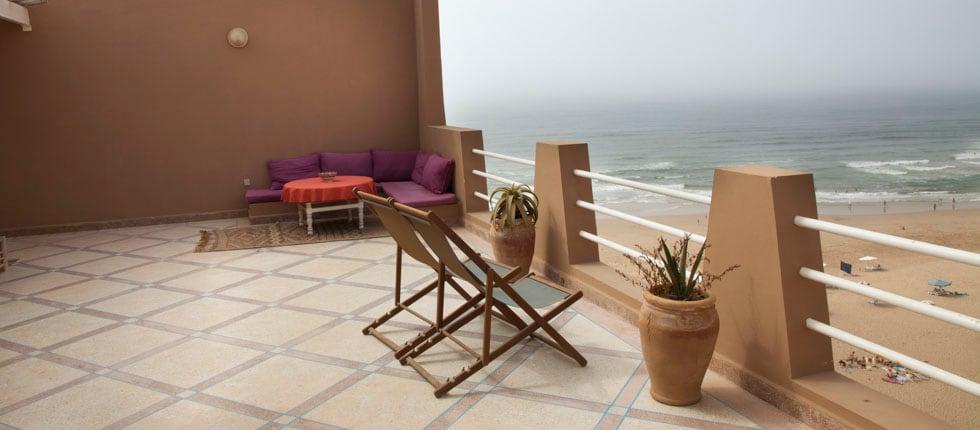 Spot-M Beach Villa Master Room