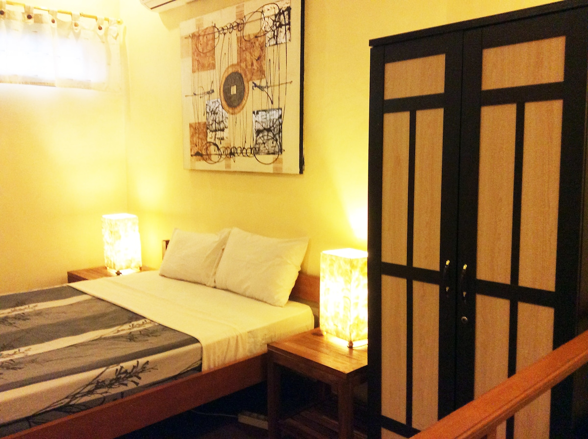 4-2BR KUTA Villa-FREE Break,AC,WIFI