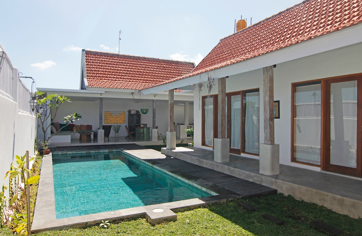 BEAUTIFUL 2BEDROOMS VILLA WITH POOL