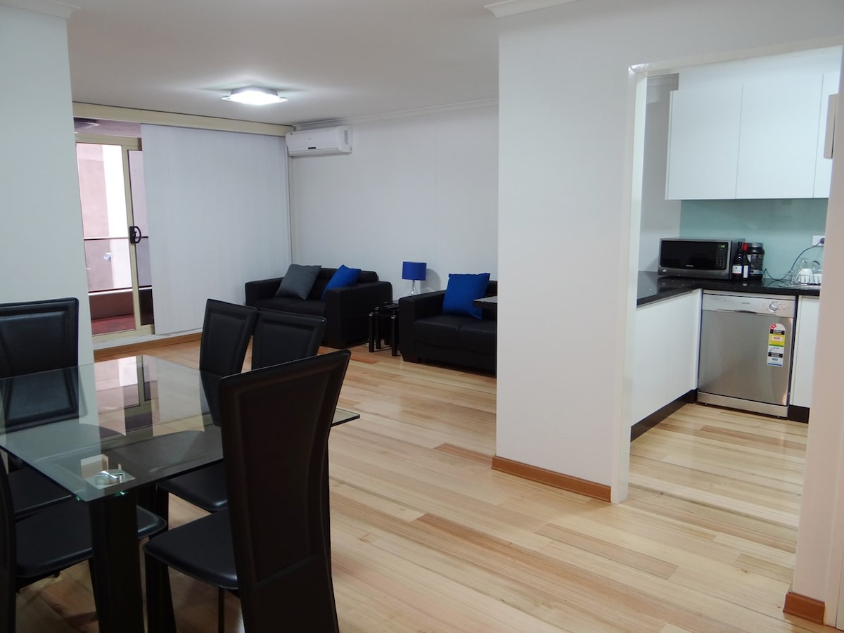 Beautifully furnished CBD Apartment