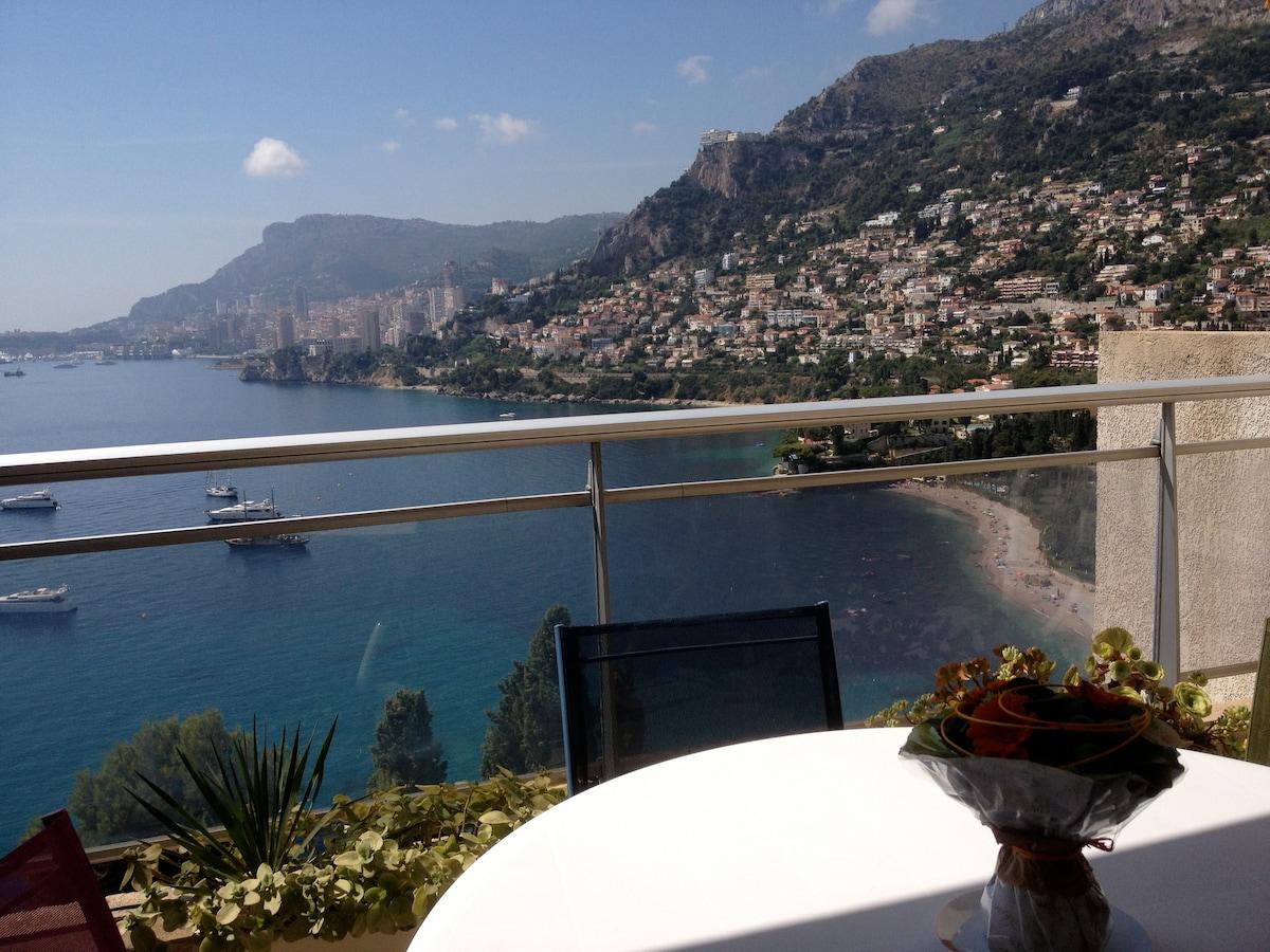 Vue exception/terrasse/piscine/clim