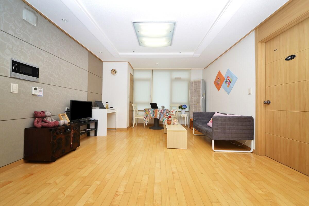 8 people - Three-Rooms APT (Whole)