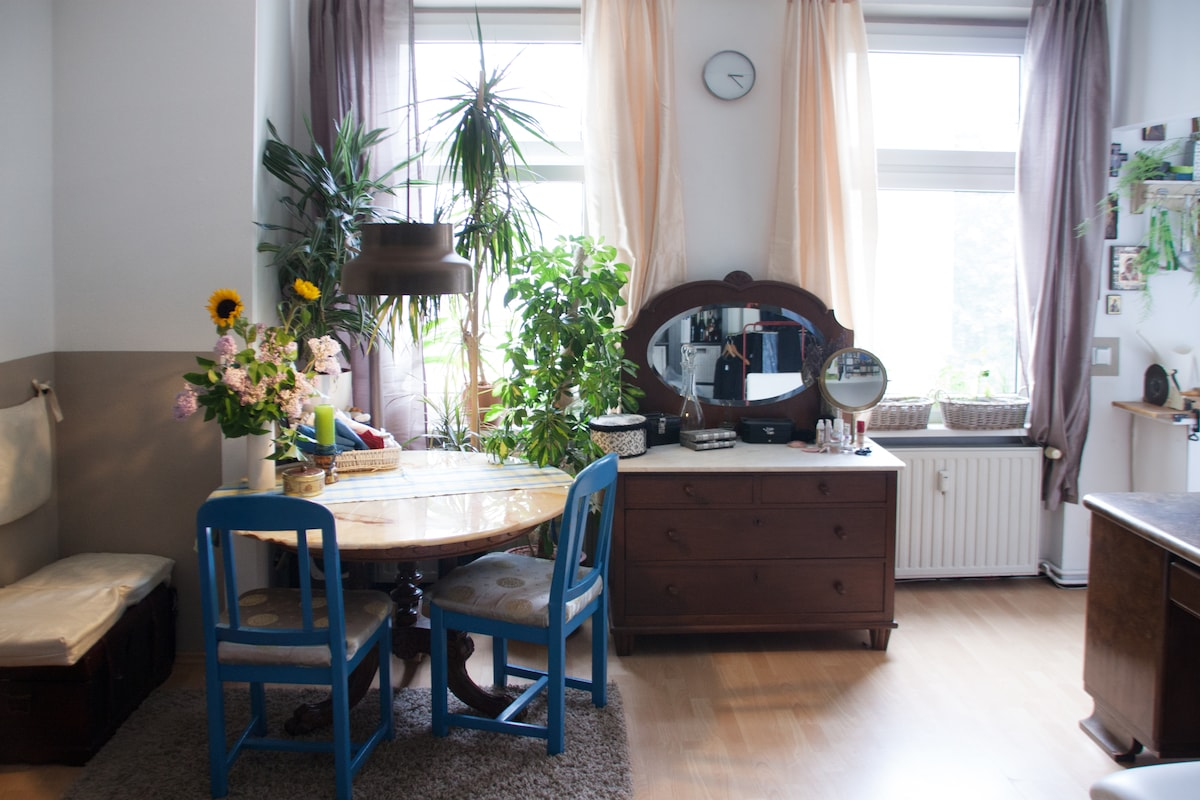 Little light apartment in Kreuzberg