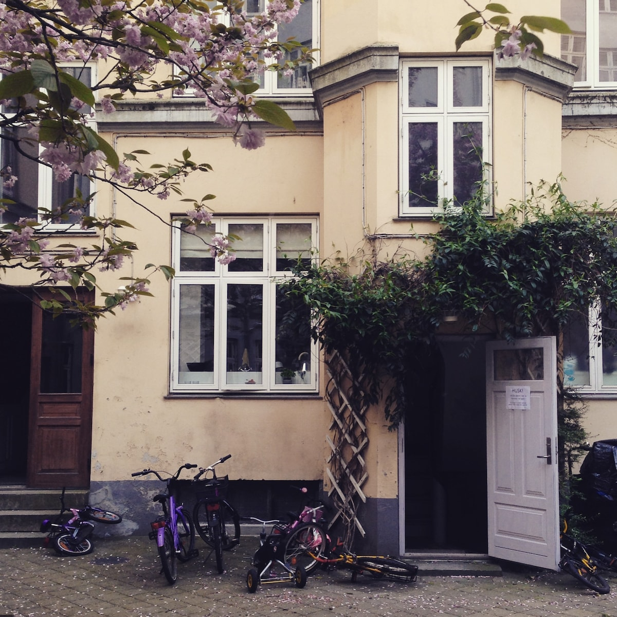 Cozy two room apartment in Cph east