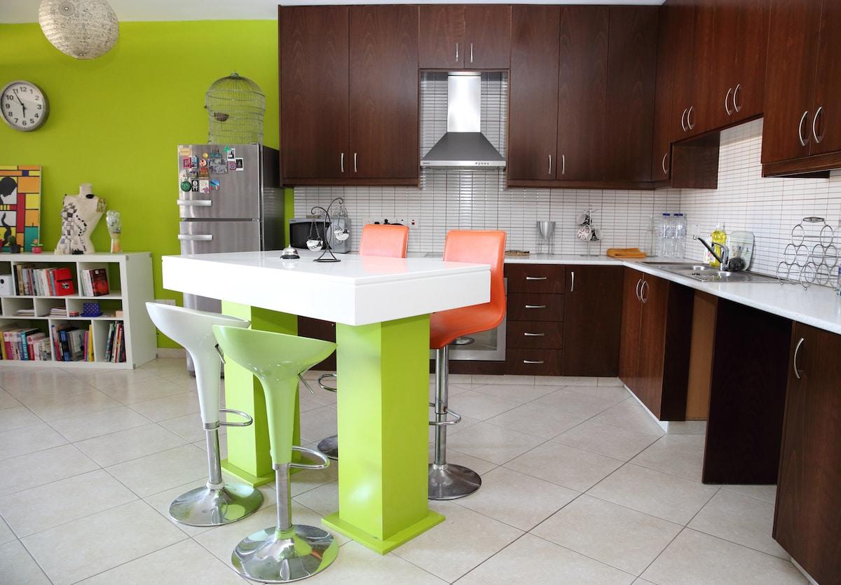 Cozy apartment in Larnaca