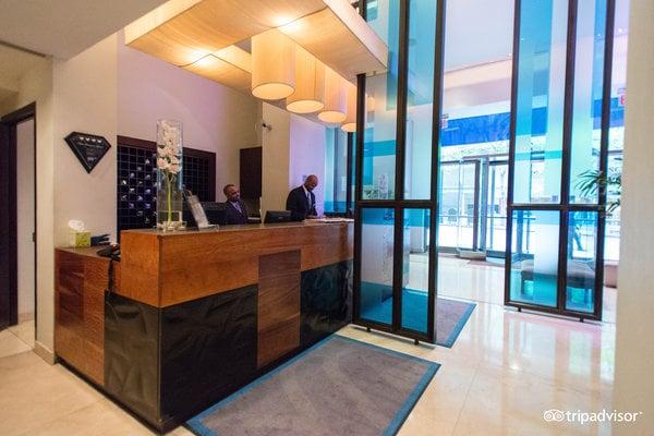 Deluxe Studio Hotel Room NYC
