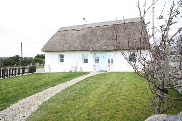 Connemara Cottage, near Galway City