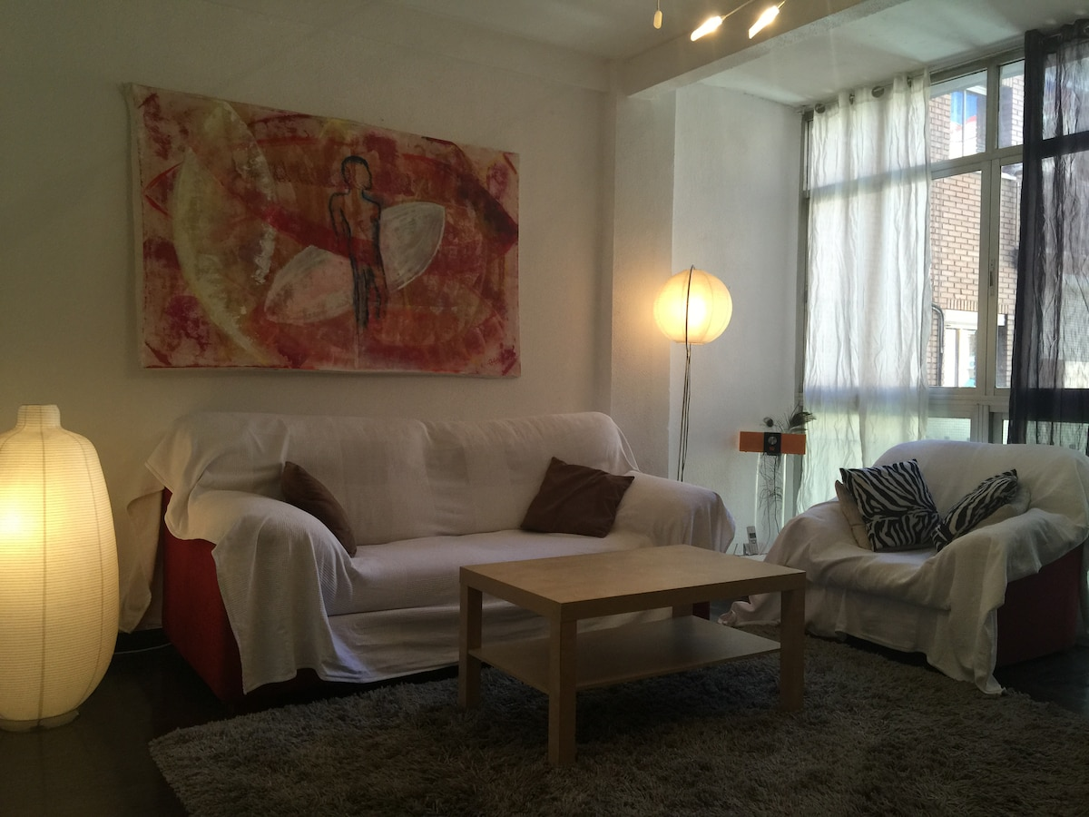 Nice Appartment in Madrid +WIFI