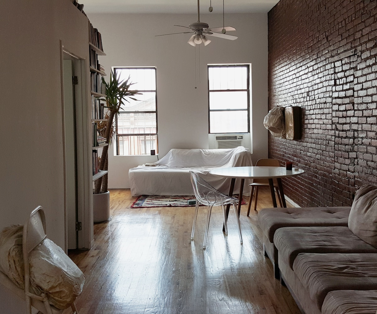Perfect Room, East Village Charm