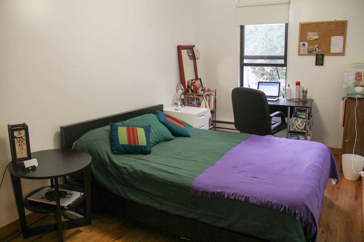 Comfortable private room Brooklyn