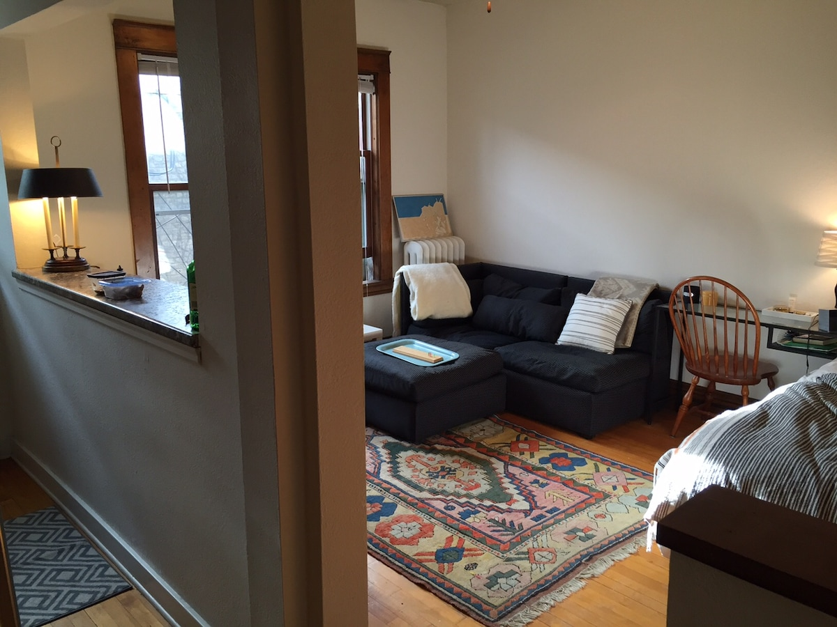 Private Studio - Sunny Loring Park