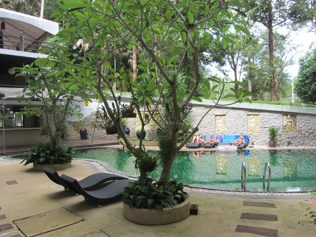 3 Bedroom apartment at Surin Beach