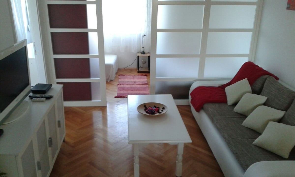 Apartment in the center of Zadar