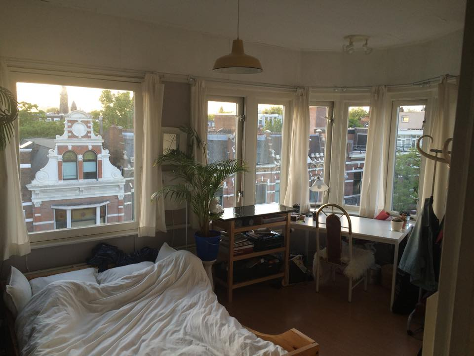 Cutest room in Rotterdam!
