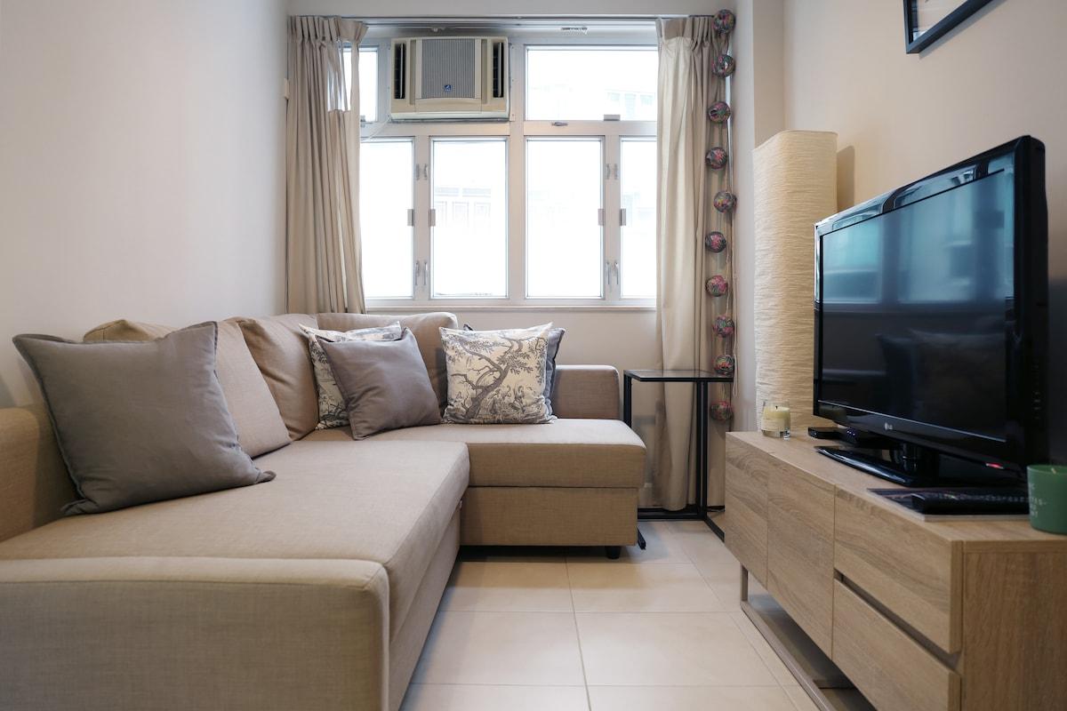 Nice 1-bedroom flat in Star Street