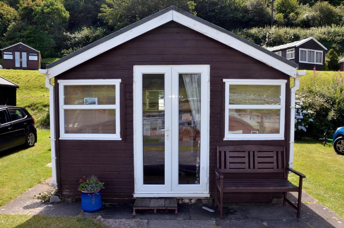 Chalet 52, Clarach Bay, Aberystwyth
