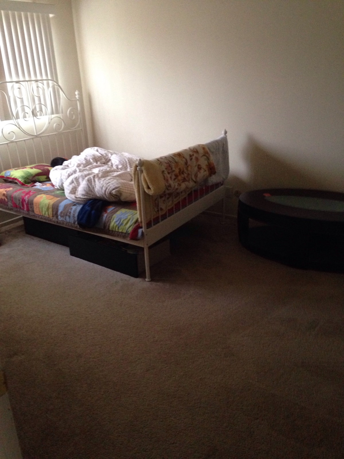Clean and big room!