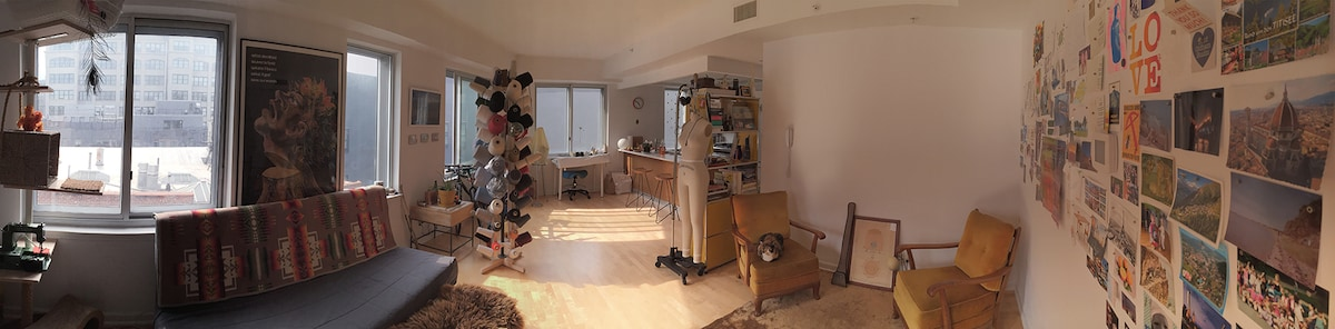 Bright and Sunny Apartment DUMBO