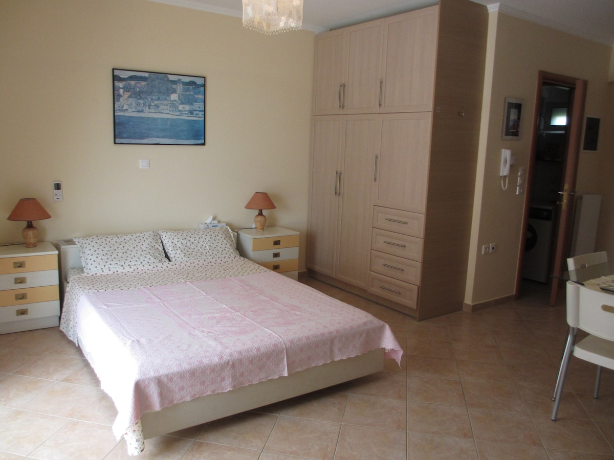 Apartment by the sea Paralio Astros
