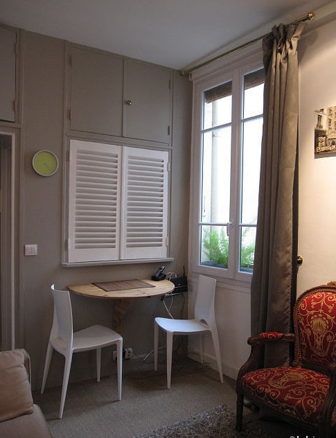 Elegant studio in centremost Paris