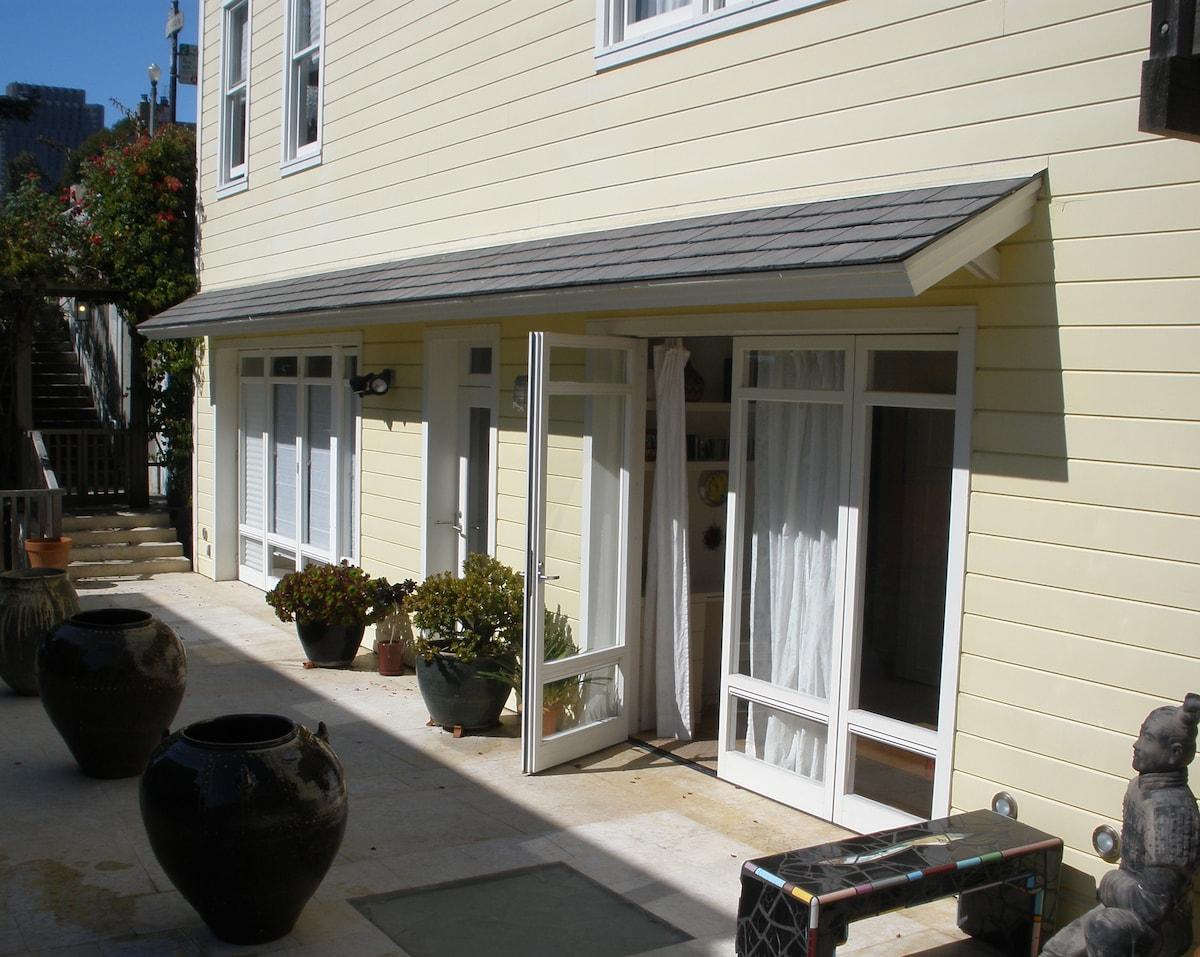 Modern Efficiency Tele Hill Suite