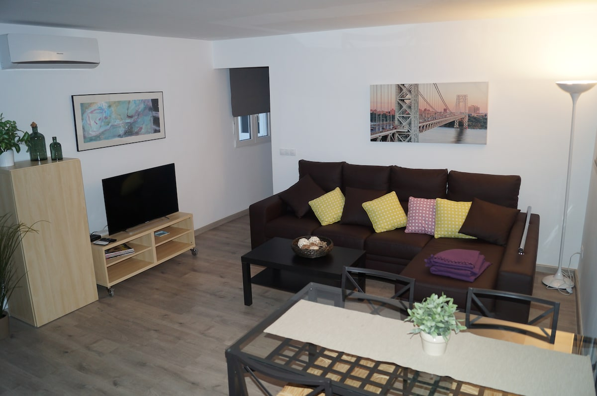 Apartamento centro Alcudia 2 person