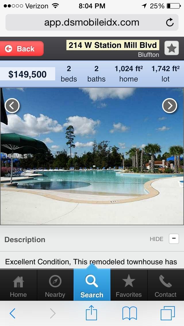 Resort-like amenities await you!