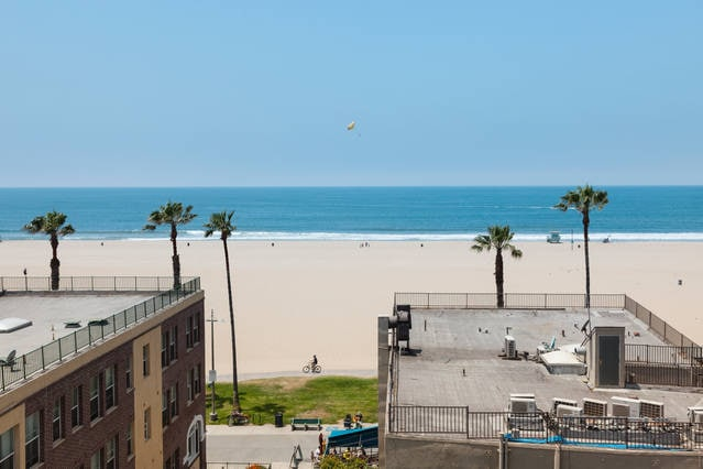 Partial Ocean View 44 Venice Beach