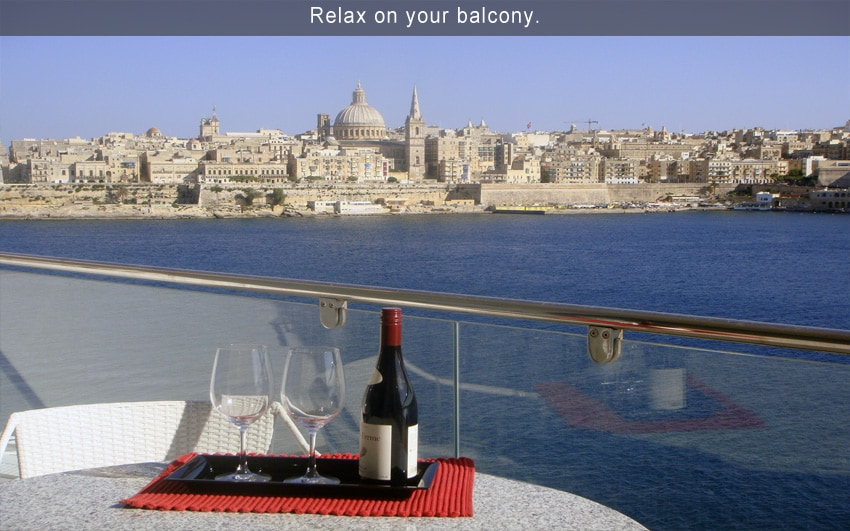 View From Your Balcony - 2bed Malta