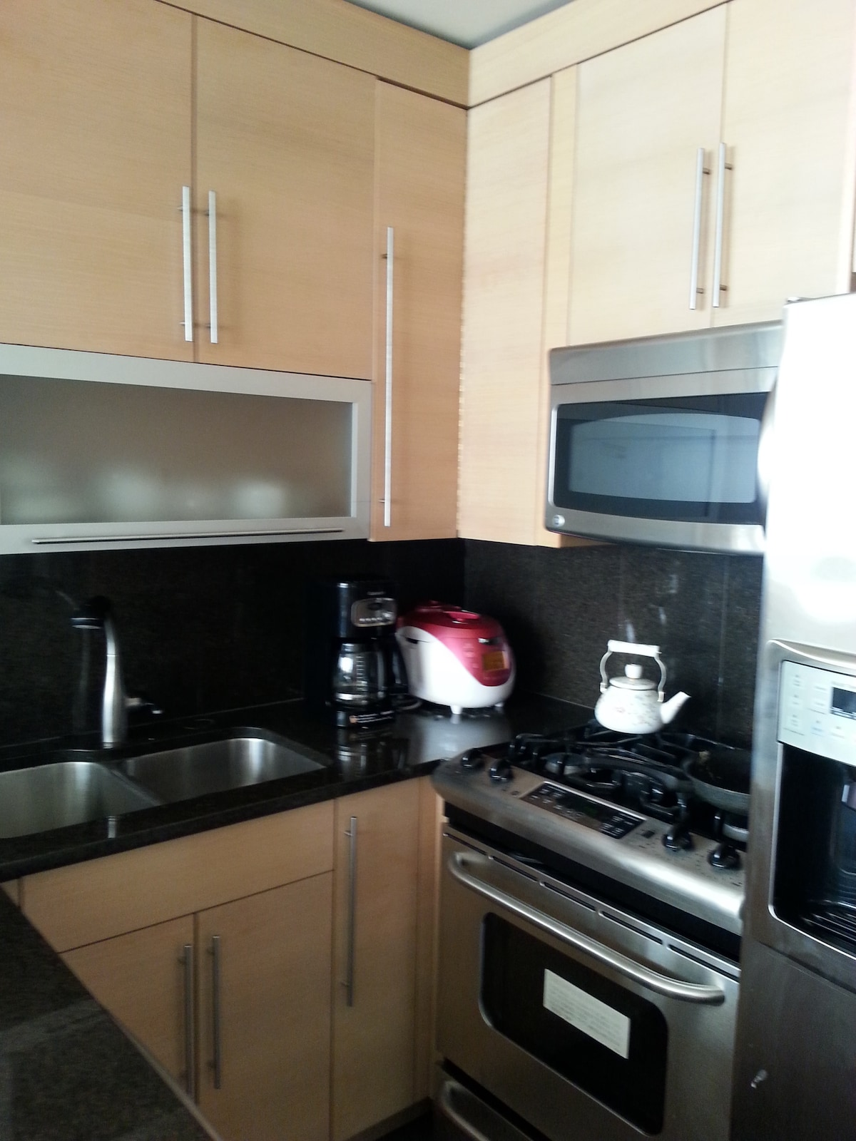 1 Bed with Full Bath in 2 Bed Apt.