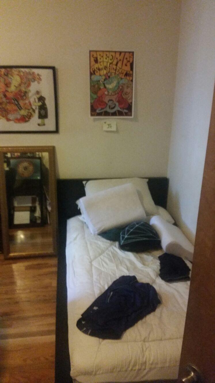 1 room in 2bd apt in Clinton hill
