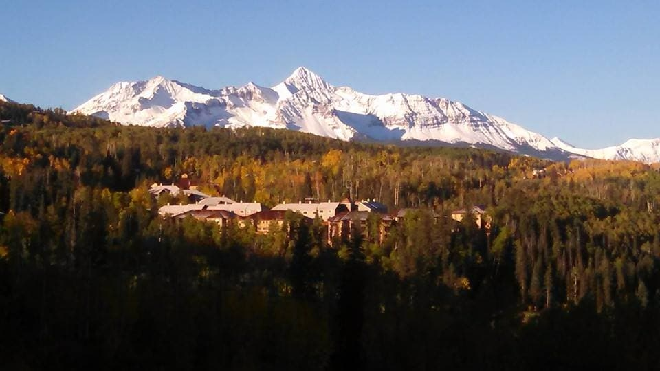 Telluride Mountain Village!