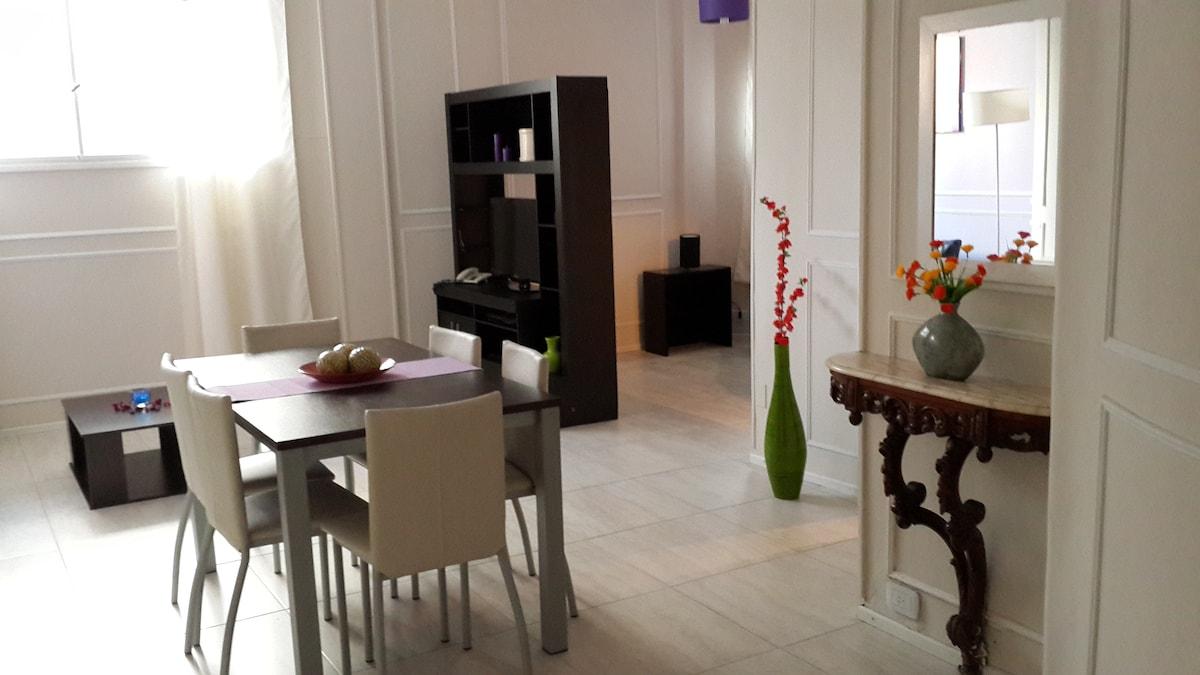 Hermosa casa estilo francés
