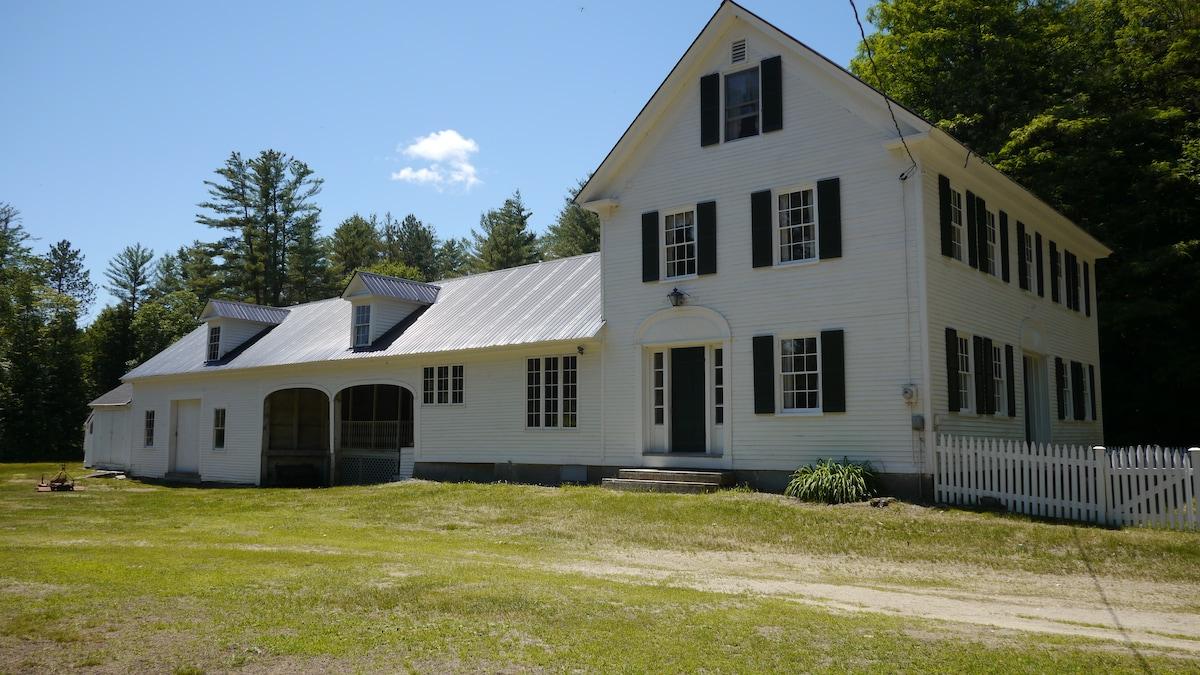 Beautiful Antique Farmhouse