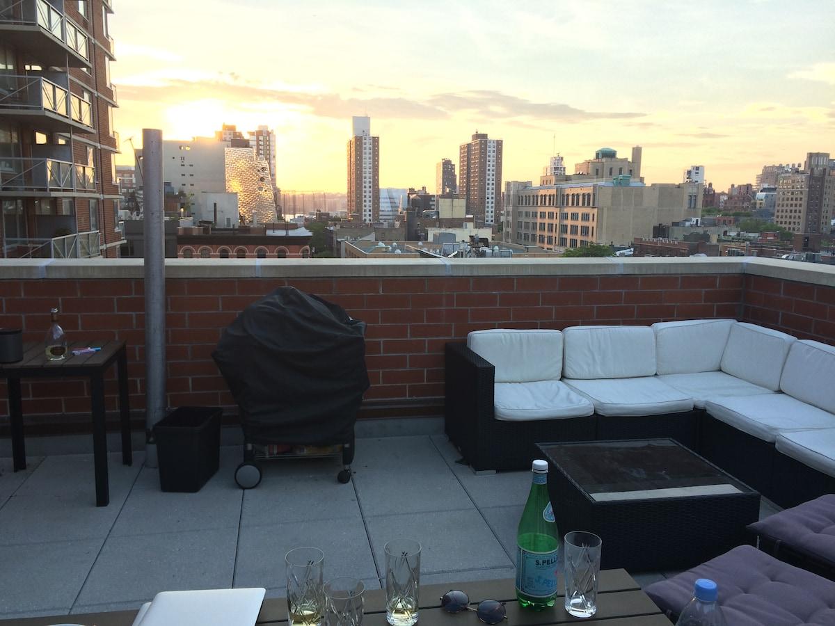 Dreamy Luxury Penthouse w/ Terrace