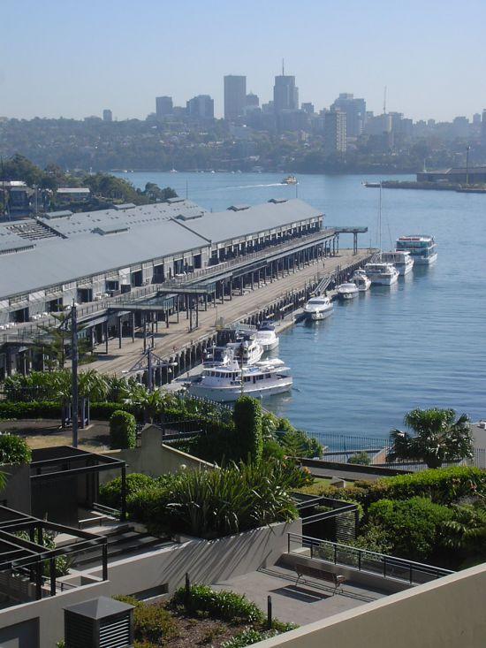 Harbour views - Next to Star Casino