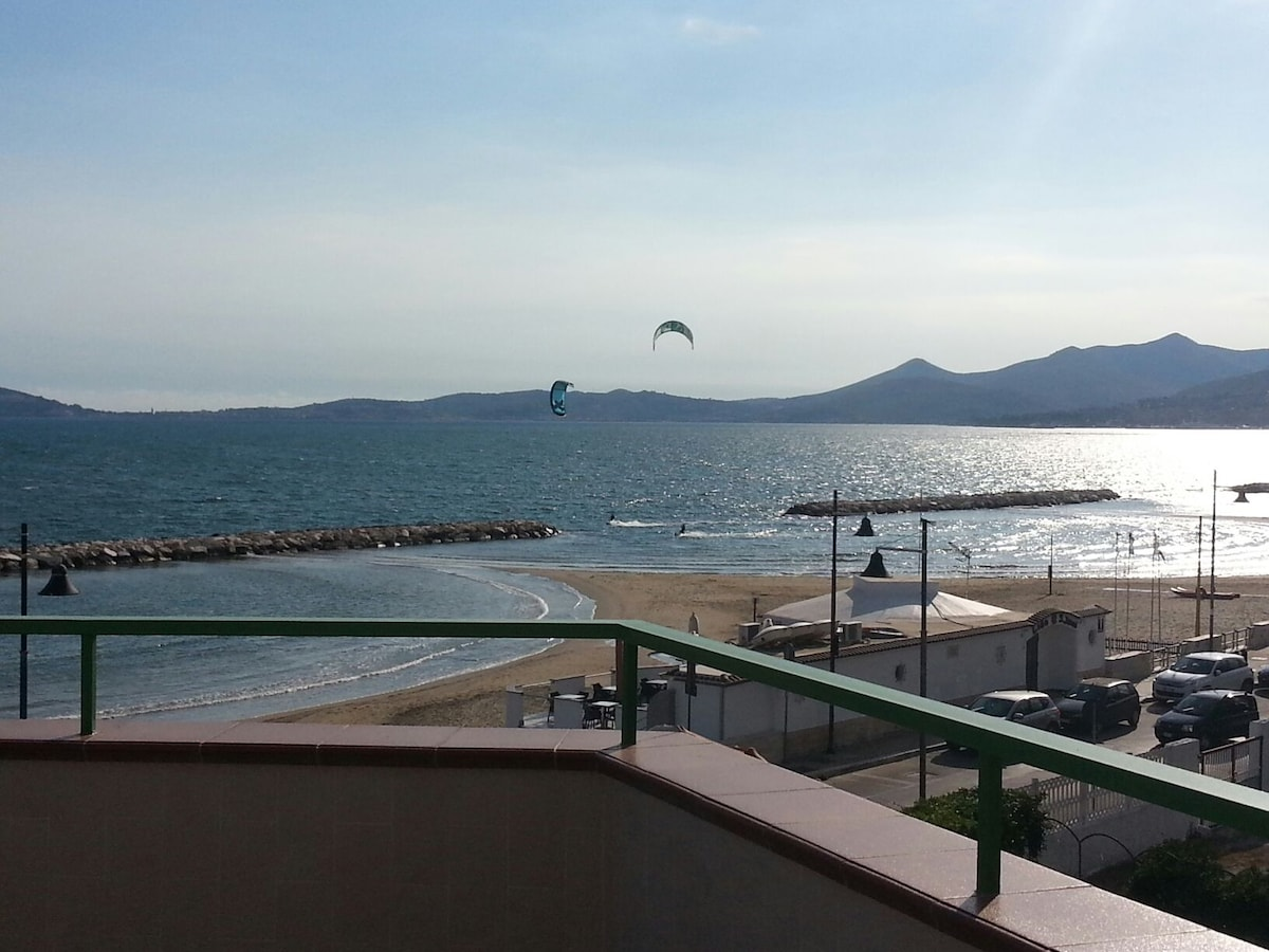 Great view of the Gulf of Gaeta