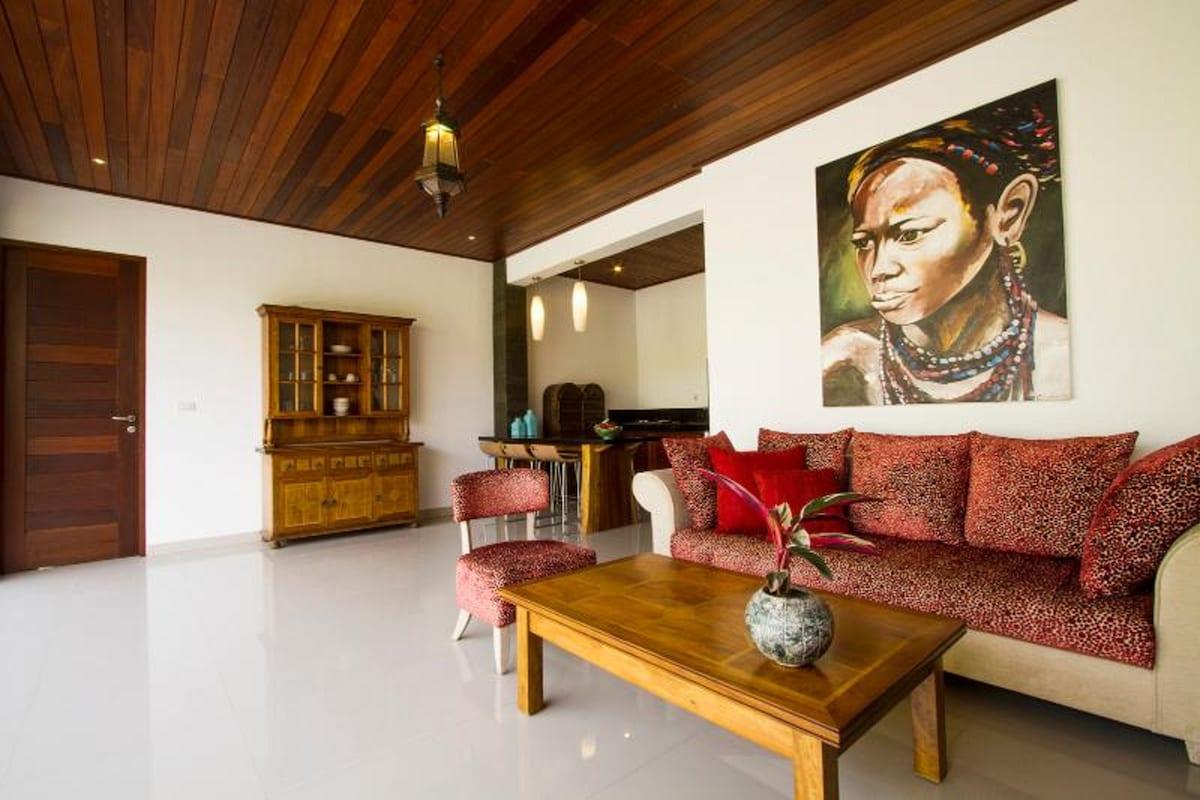 3BR Villa Sekar Agung - Seminyak