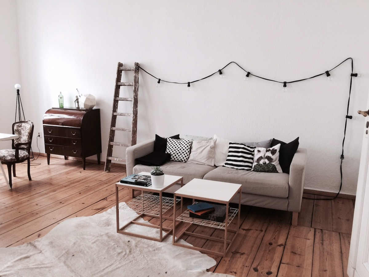 Berlin Mitte: Cosy room in big flat