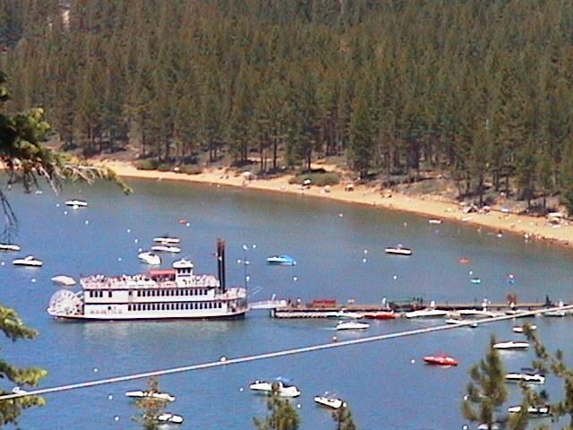 Tahoe retreat